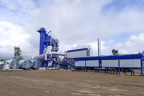 ZAP-S120 Асфальтный Завод