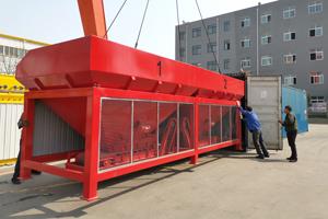 ZAP-S120 Стационарный асфальтный завод отправили в Узбекистан