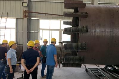 Российский клиент посетили фабрику АБЗ ZOOMLINE