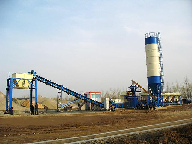 ZOOMLINE Грунтосмесительная установка в России