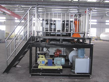 ZOOMLINE Bitumen Melting Machine 04